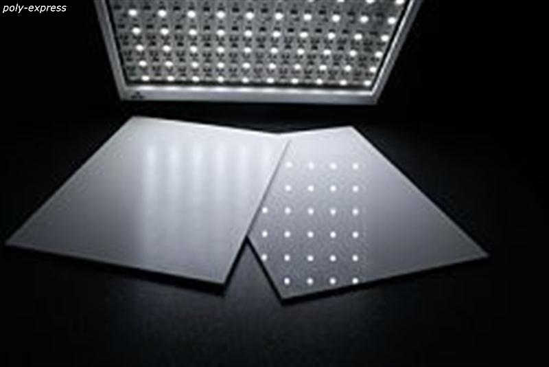 Polycarbonate Sheets Conquer LED Lighting Technology